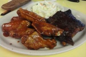 wings ribs fat jimmy's